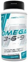 TREC - Omega 3-6-9 - 120 kaps