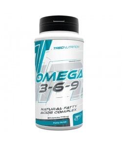 TREC - Omega 3-6-9 - 60kaps