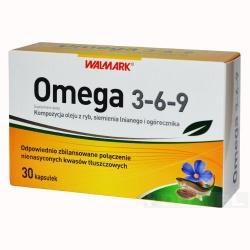 OMEGA 3-6-9, kapsułki, 50 sztuk