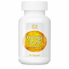 Omega 3-6-9, kapsułek