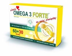 OMEGA 3 FORTE 700 mg 60 + 30 kapsułek FARMAX