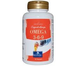 Omega 369, 90 kapsułek
