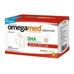 Omegamed Odporność dla dorosłych, proszek w saszetkach, 30 saszetek