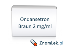 Ondansetron Braun 2 mg/ml