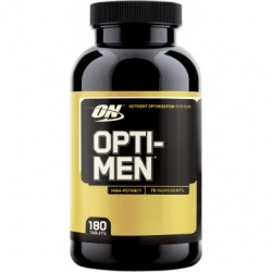 OPTIMUM - Opti Men - 180 tabl