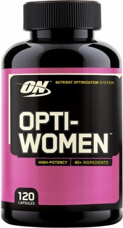OPTIMUM - Opti Women - 120 kaps
