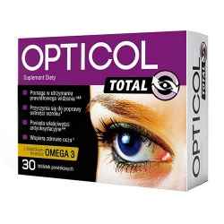 Opticol Total, 30 tabletek
