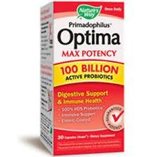 Optima Max Potency 100 Billon, 30 kapsułek