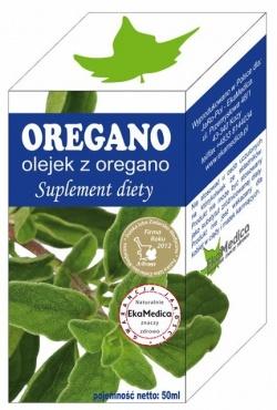 Oregano olejek z oregano 50 ml