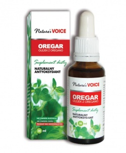 Oregar, olejek z oregano, 30 ml