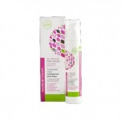 Organic Therapy, Serum do twarzy ściągające pory, 50ml