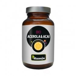 Organiczna Acerola + Organiczne Acai, 90 kapsułek