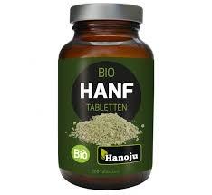 Organiczna Konopia 500mg 300 tabletek