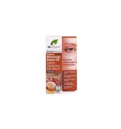 Organiczne Ujędrniające Serum pod Oczy Marokański Olej Arganowy