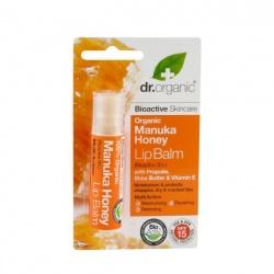 Organiczny Balsam do Ust Miód Manuka, 5,7 ml
