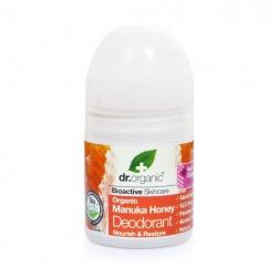 Organiczny Dezodorant Miód Manuka, 50 ml