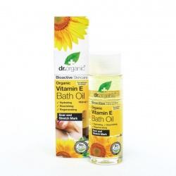 Organiczny Olejek do Kąpieli Witamina E, 100 ml