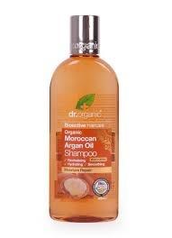 Organiczny Szampon do Włosów Marokański Olej Arganowy