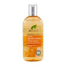 Organiczny Szampon do Włosów Miód Manuka, 250 ml