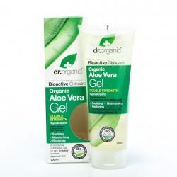 Organiczny Żel do Ciała Aloe Vera, 200 ml