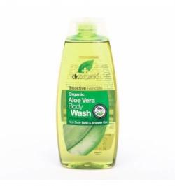 Organiczny Żel do Mycia Ciała Aloe Vera, 250 ml