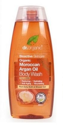 Organiczny Żel do Mycia Ciała Marokański Olej Arganow
