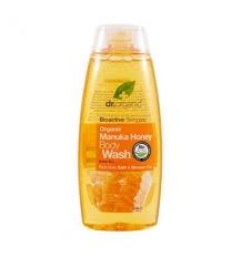 Organiczny Żel do Mycia Ciała Miód Manuka, 250 ml