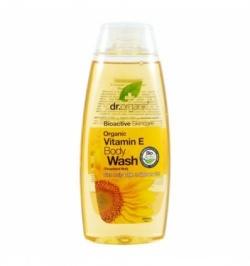 Organiczny Żel do Mycia Ciała Witamina E, 250 ml