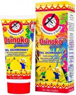 Orinoko Junior, żel ochronny, 60 ml