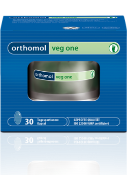 Orthomol Veg One, 30 kapsułek
