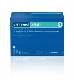 Orthomol Vital F, 30 porcji ( fiolki i kapsułki)