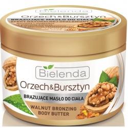 Orzech & Bursztyn Brązujące masło do ciała