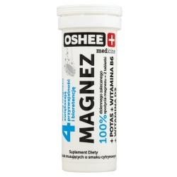 Oshee Medicine Magnez, tabletki musujące, 10 szt