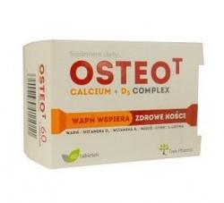 Osteo T Calcium + D3 Complex