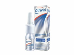 Otrivin Duo, aerozol, 10 ml