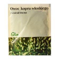 Owoc kopru włoskiego, zioło pojedyncze, (Flos), 50 g
