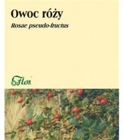 Owoc róży, zioło pojedyncze, (Flos), 50 g
