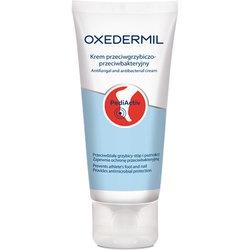 Oxedermil, krem do stóp przeciwgrzybiczo-przeciwbakteryjny