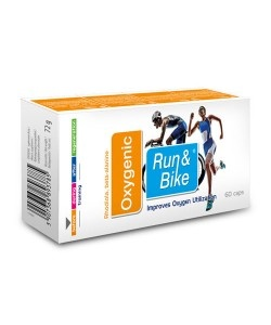 ACTIVLAB RUN AND BIKE - Oxygenic - 60 kap