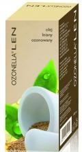 Ozonella Len, płyn, olej lniany ozonowany, 200 ml