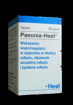 Paeonia-Heel, 50 tabletek