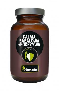 Palma Sabałowa + Pokrzywa, 90 kapsułek
