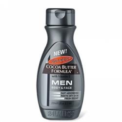 Palmers Cocoa, balsam nawilżający do ciała i twarzy, dla mężczyzn, 250 ml