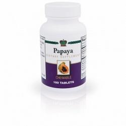 Papaya, 100 tabletek