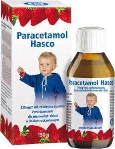 Paracetamol 2,4%, zawiesina doustna, (120 mg  5 ml), 150 g