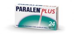 Paralen Plus, 24 tabletki