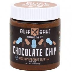 BUFF BAKE - Peanut Butter - 360g - Chocolate Chip ( masło orzechowe )