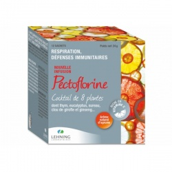 Pectoflorine, 24 g, 12 torebek