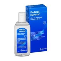 Pedicul Hermal, płyn do zwalczania wszawicy głowy, 100 ml
