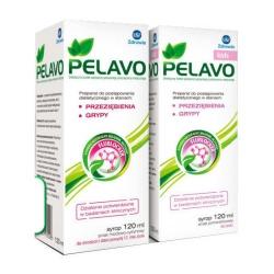 Pelavo KIDS, syrop 120 ml, smak pomarańczowy